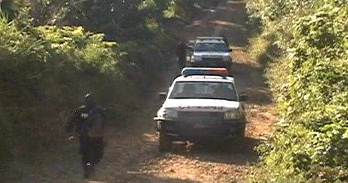 Dos corraleros fueron asesinados en un predio de Guaymango, Ahuachapán