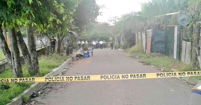 Un hombre fue asesinado a balazos en las cercanías de Unicentro Lourdes, en La Libertad