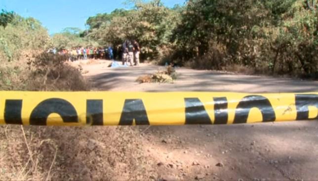 Asesinan a tres miembros de una familia, cerca de una cancha de fútbol, en Tacuba, Ahuachapán