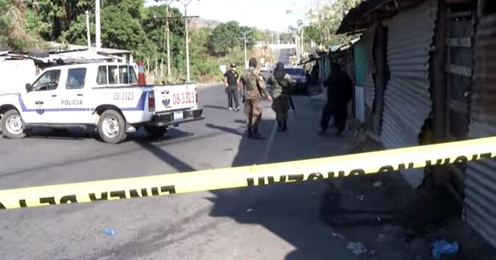 Hombre fue asesinado con disparo de escopeta en San Luis La Herradura, La Paz