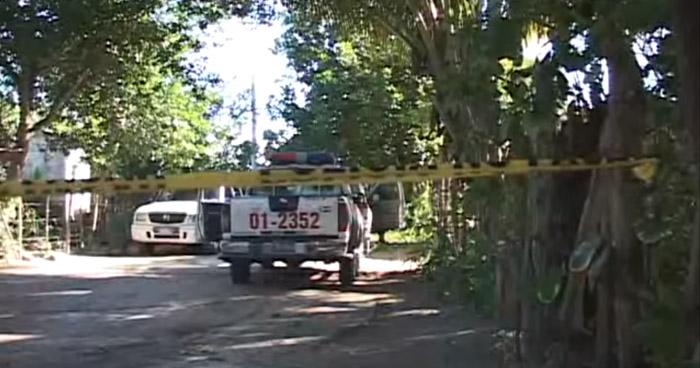 Encuentran el cadáver de un hombre que fue privado de libertad anoche en San Pedro Masahuat, La Paz
