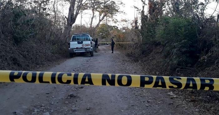 Matan a un hombre porque vivía en zona de contrarios en Nahuizalco, Sonsonate