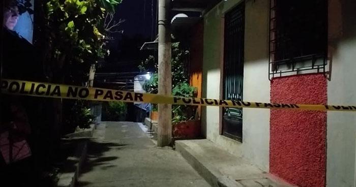 Pandilleros asesinan a un joven en Mejicanos cuando regresaba de trabajar
