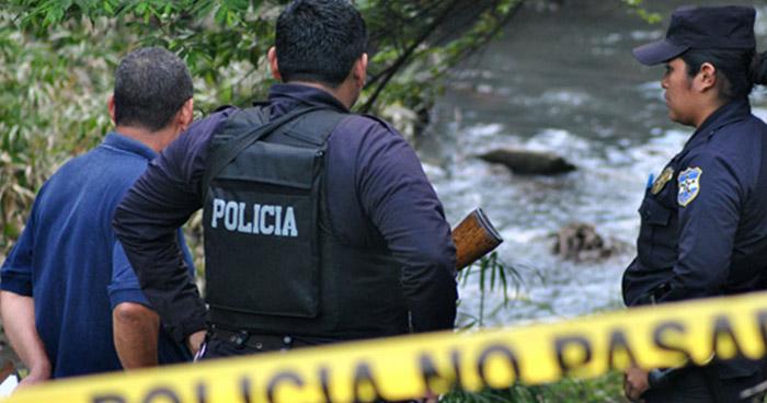 Encuentran el cadáver vapuleado de un hombre a orillas del río Güija, en Metapán