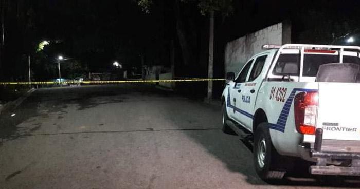 Localizan 3 cadáveres desmembrados en colonia Altavista, Ilopango