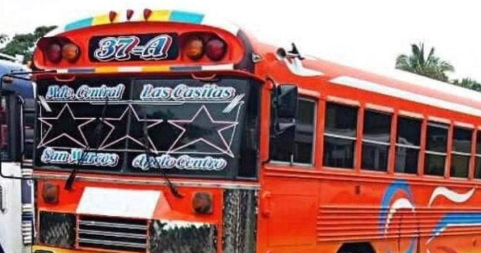 Muere motorista la ruta 37 tras sufrir un ataque armado en calle antigua a Zacatecoluca