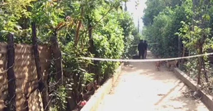Hombre fue asesinado cuando se dirigía a trabajar en Nahuizalco, Sonsonate