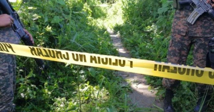 Matan con corvo a un menor de edad en Nahuizalco, Sonsonate