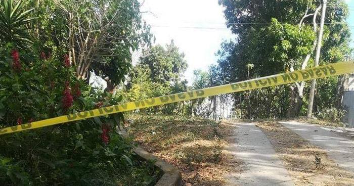 Policía mata a mujer y luego se suicida en El Carmen, Cuscatlán