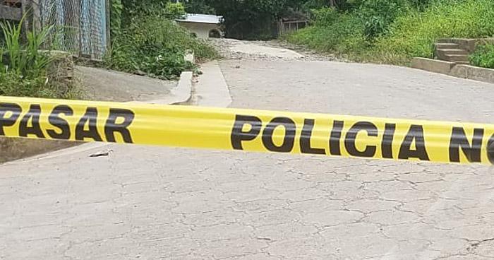Desconocidos asesinan a un hombre en cantón de Osicala, Morazán