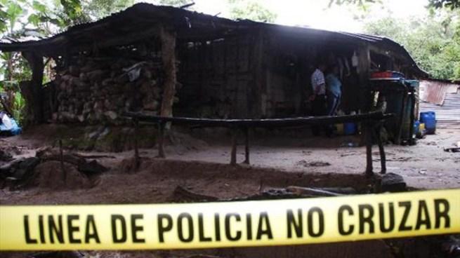 Cinco sujetos asesinan a balazos a una mujer en Panchimalco