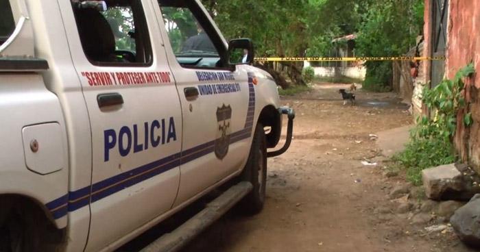 Pandillero y su novia asesinados en San Miguel