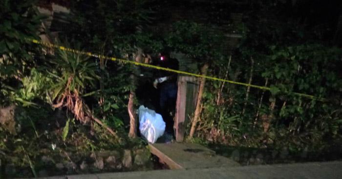 Hallan cadáver de un anciano al interior de una vivienda en Quezaltepeque
