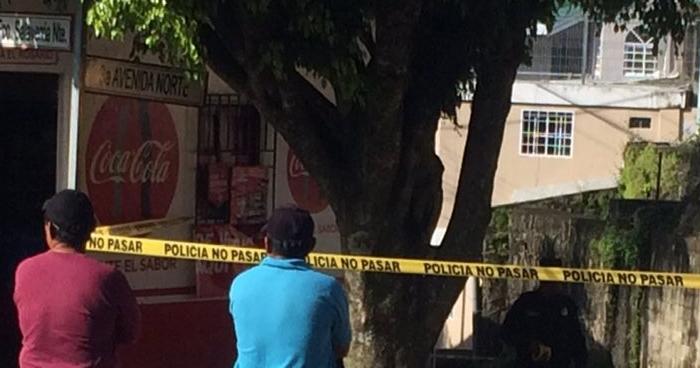 Hombre fue lapidado en Salcoatitán, Sonsonate