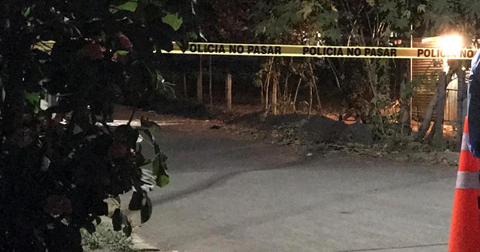 """Matan a """"La Iguana"""" poste de la MS que vigilaba quien entraba y salía, en San Jorge, San Miguel"""