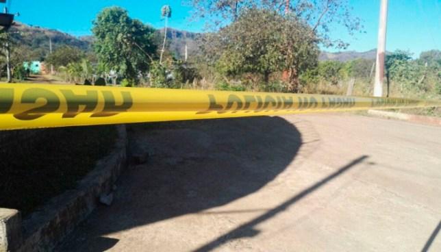 Un joven fue asesinado a balazos por delincuentes en San Julián, Sonsonate