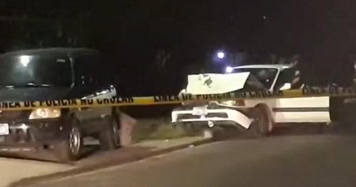 Pandilleros matan a un taxista 'pirata' en San Martín