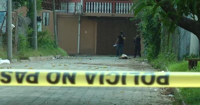 Pandillero que salió de su vivienda hacia una vela, fue privado de libertad y asesinado en San Miguel
