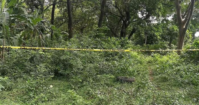 Hallan cadáver putrefacto de un hombre en zona rural de San Miguel