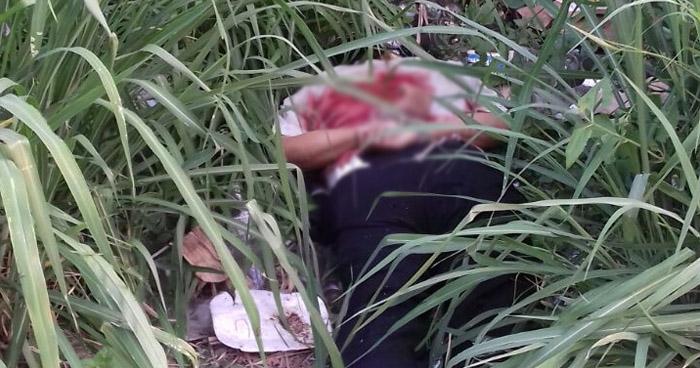 Encuentran el cadáver de un hombre, atado de manos, en comunidad El Granjero, San Salvador