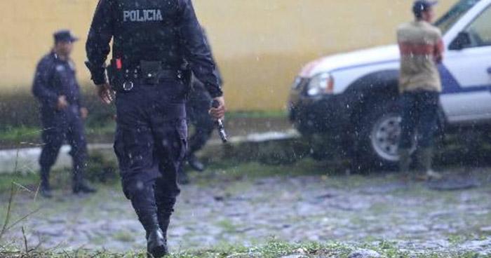 Joven es asesinado frente a su vivienda en Guadalupe, San Vicente
