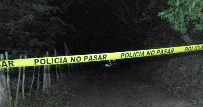 Asesinan a un hombre en San Alejo, La Unión