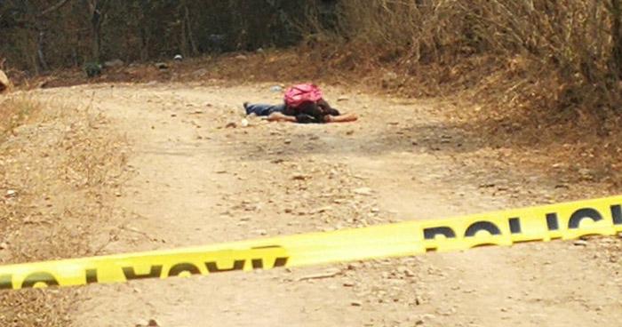 Acribillan a balazos a un hombre en Chirilagua, San Miguel
