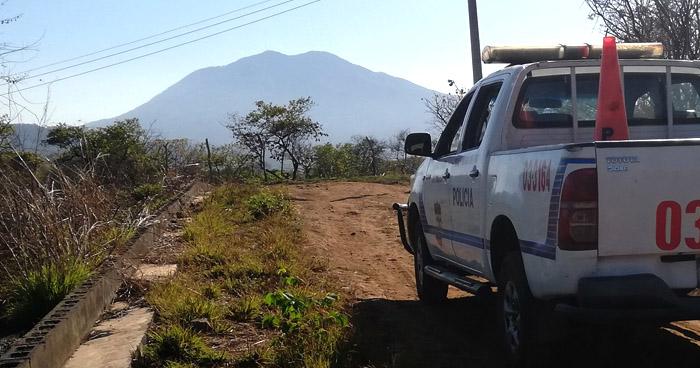 Joven asesinado en cantón de Lolotique, San Miguel