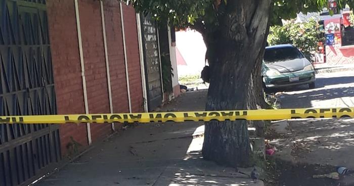 Matan a un hombre en colonia Santa Eugenia de San Salvador