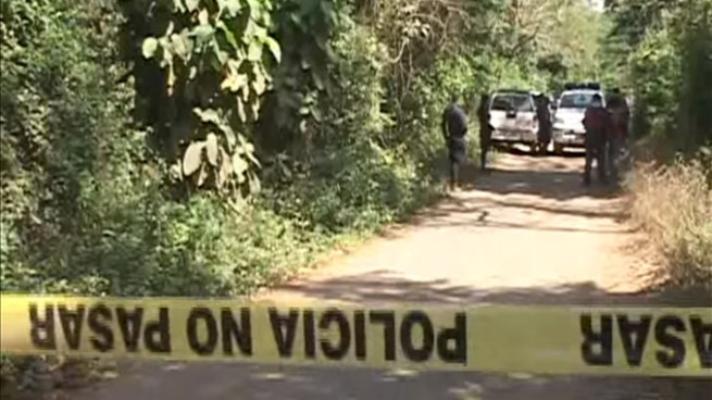 Hallan cadáver de un hombre casi decapitado en cañales de una hacienda de Santa Ana