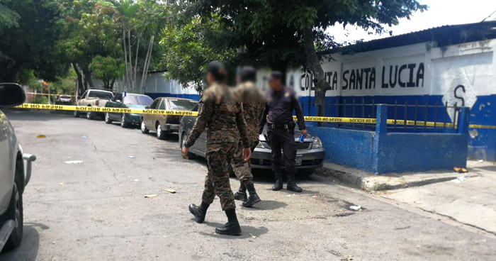 Asesinan a un sastre en colonia Santa Lucía de Ilopango