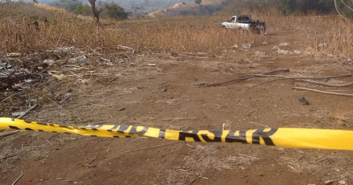Dos hombres fueron asesinados esta madrugada en Santa Ana