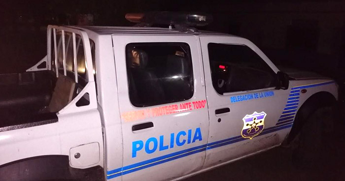 Acribillan a balazos a un hombre en Santa Rosa de Lima, La Unión
