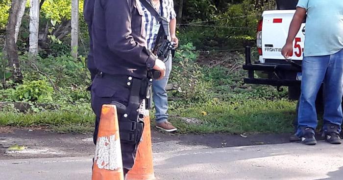 Asesinan a un joven en Santiago de María, Usulután