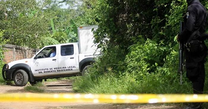 Degüellan a un hombre en San José Guayabal, Cuscatlán
