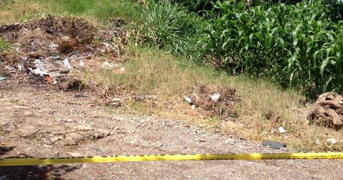 Delincuentes asesinan a una menor de edad y abandonan su cadáver en una finca de Sonsonate
