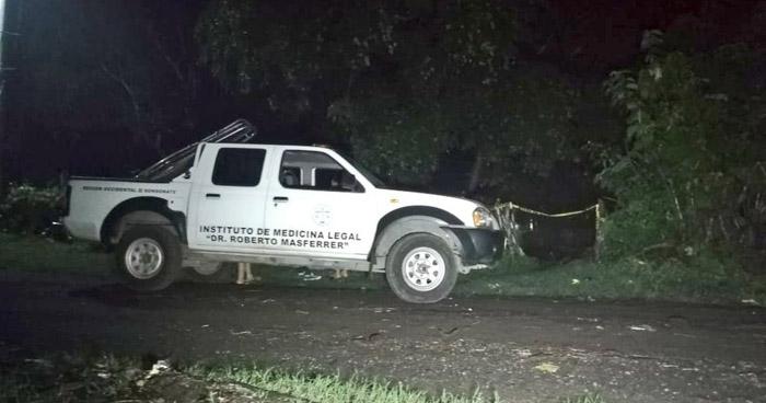 Hombre muere al ser atropellado en carretera de Sonsonate