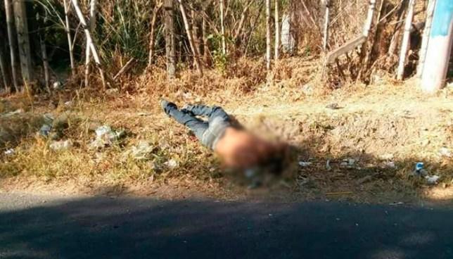 Pandilleros asesinan a un joven en calle antigua a Tonacatepeque, Soyapango