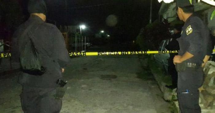 Asesinan a un alumno de la ANSP en Talnique, La Libertad