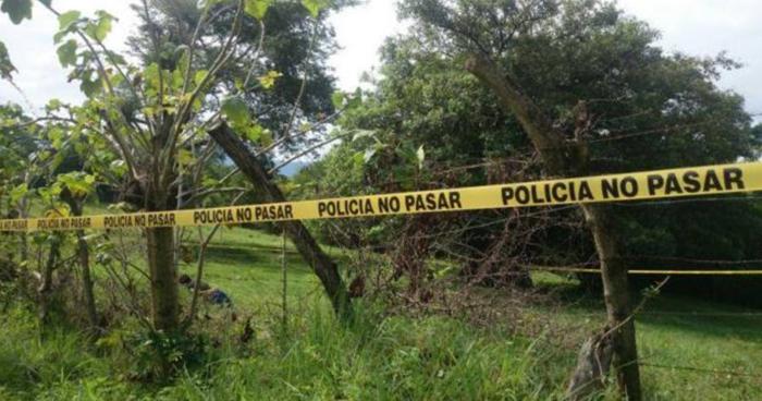 Dos hombres fueron asesinados en diferentes puntos de Tecoluca, San Vicente