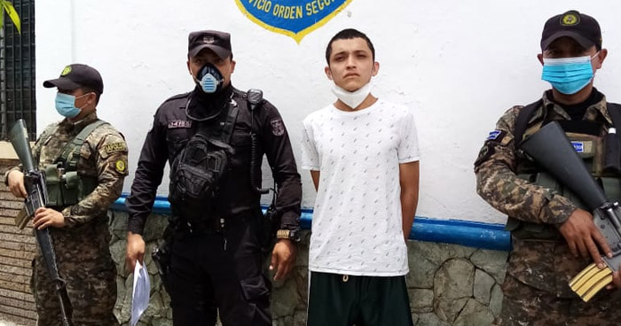 Capturado en Santa Tecla por intento de homicidio