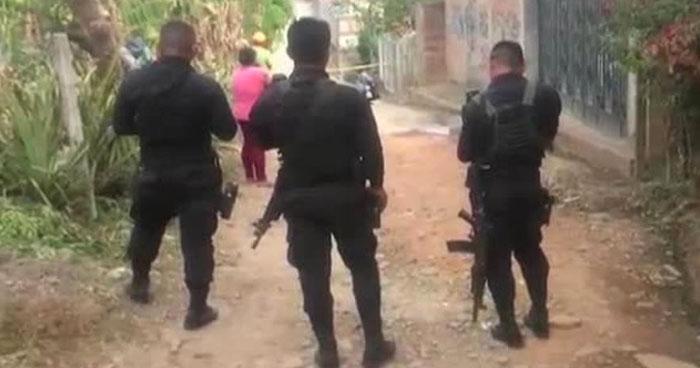 Pandilleros asesinaron a padre e hijos que se dedicaban a elaborar tejas en Ilobasco