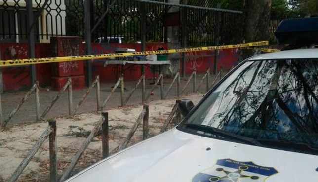 Sicarios asesinan a vendedor de comida frente a la UES