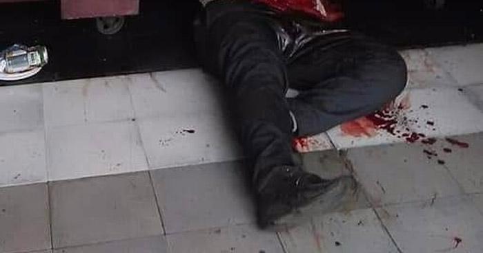 Dos pandilleros de la MS condenados por asesinar a un hombre dentro de una iglesia