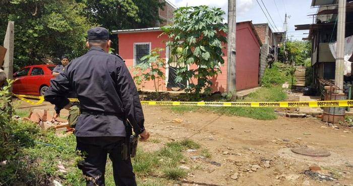 Asesinan a balazos a un hombre en colonia La Pradera de Usulután