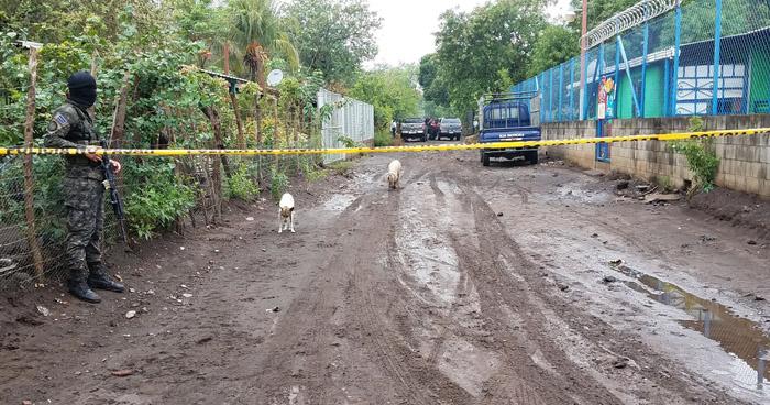 Fingen operativo para asesinar a dos pandilleros que atemorizaban a habitantes de Jiquilisco, en Usulután