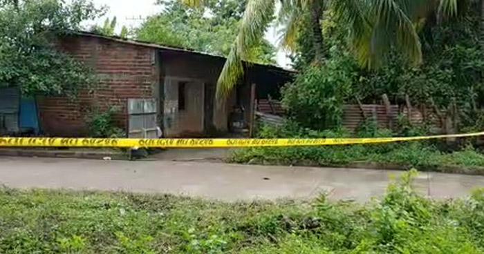 Pandilleros asesinan a padre e hijo en Puerto El Triunfo, Usulután