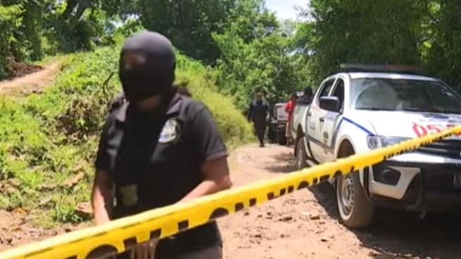 10 impacto de bala recibió un pandillero cuando llegaba a su casa en Santiago de María, Usulután