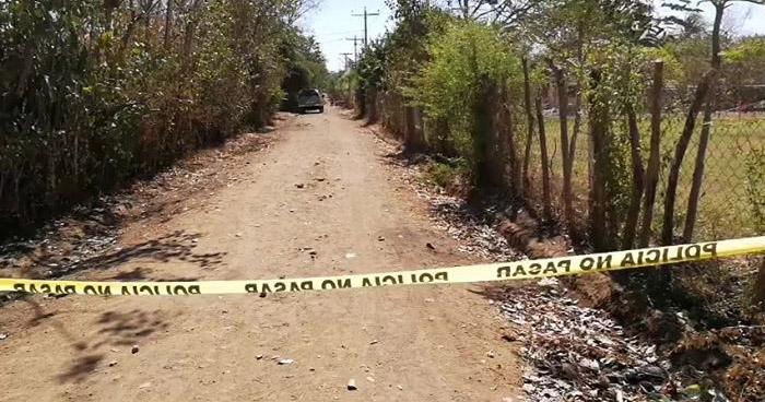 Pandilleros asesinan a un hombre cuando se dirigía a trabajar en Jiquilisco, Usulután