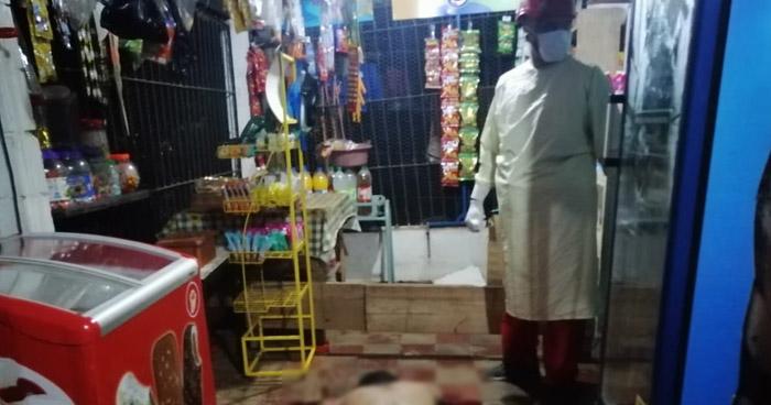 Asesinan a hombre al interior de su vivienda en Guazapa
